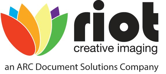 Riot Logo with ARC