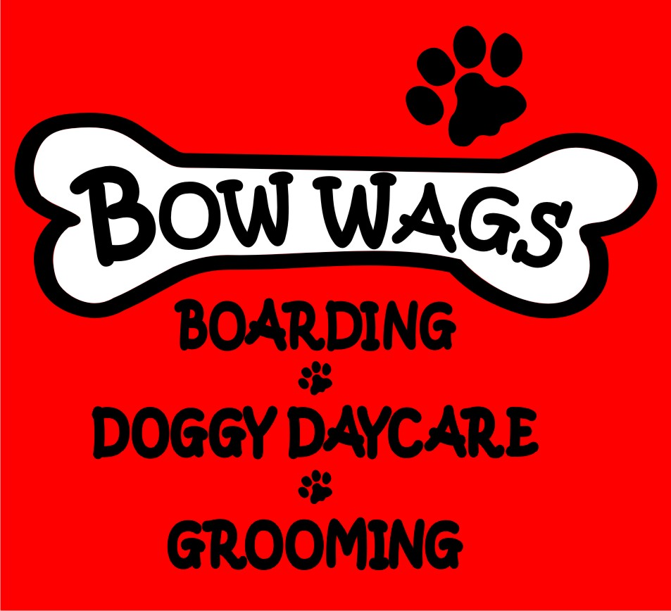 bow-wags-logo-red-background