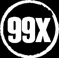 99x logo white
