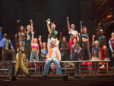 "Sold 950 tickets to ""Rent"" opening night, nearly double sales expectations"